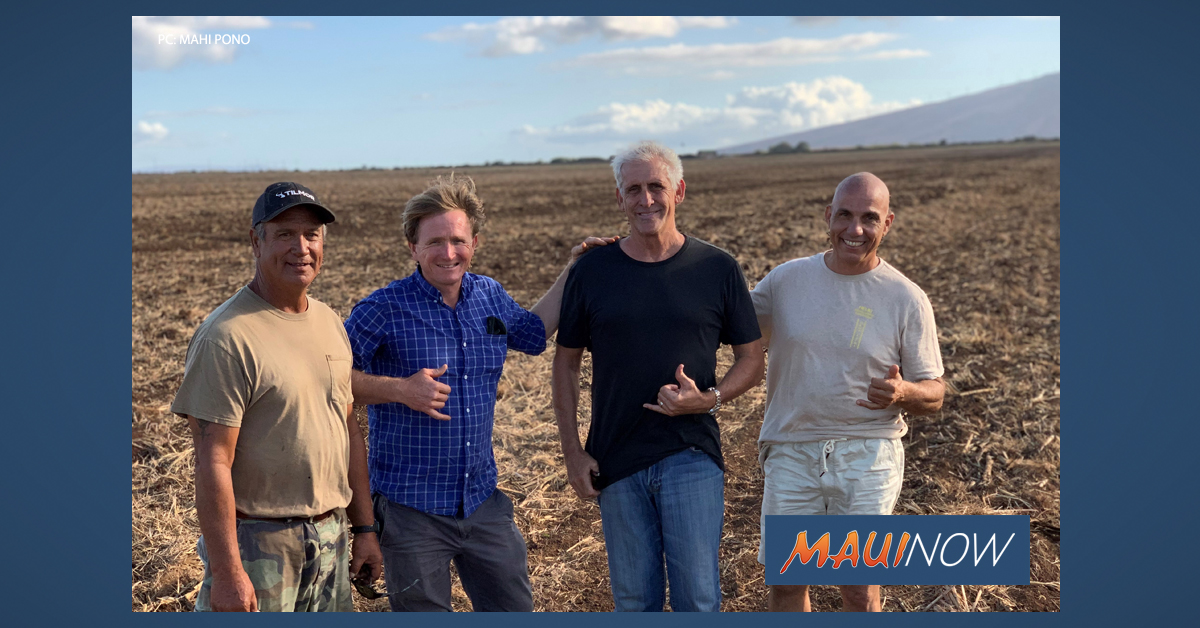 Mahi Pono's Ag Park Applications Open for Community Farming