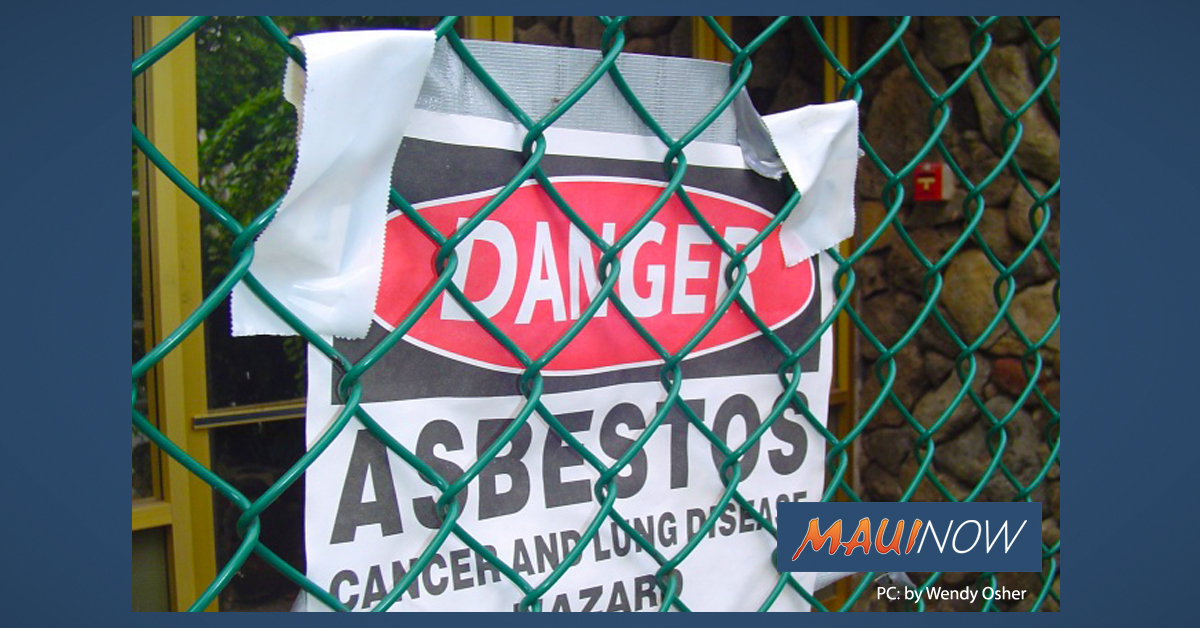 Lawsuit Aims Force EPA to Issue Asbestos Rule