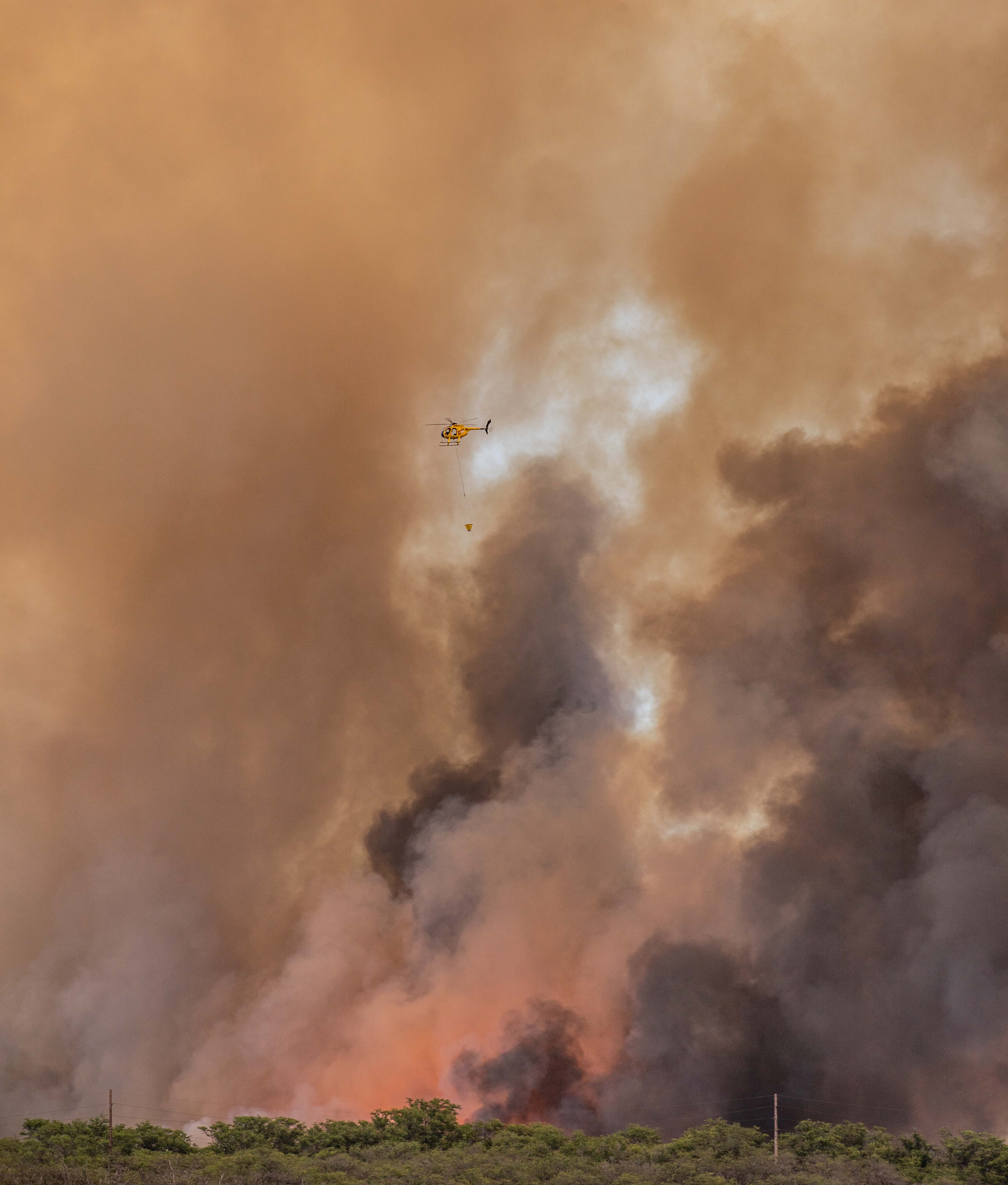 Health Recommendations to Protect Against Smoke from Maui Wildfire