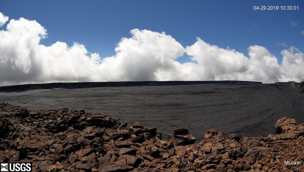 Mauna Loa Volcano Alert Level Raised to Yellow