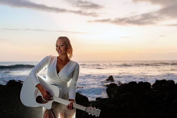 Anuhea Performs Free Concert at The Shops at Wailea, July 31