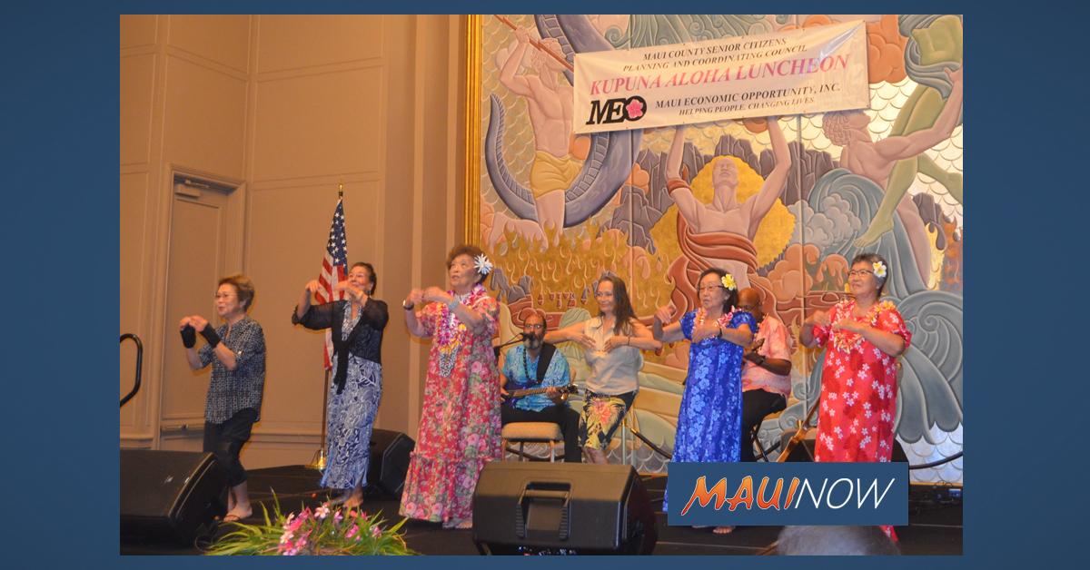 47th Annual Kūpuna Aloha Luncheon