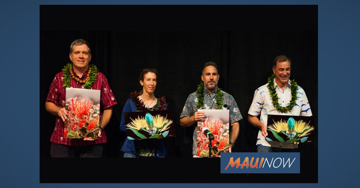 Rapid ʻŌhiʻa Death Working Group Wins Conservation Award
