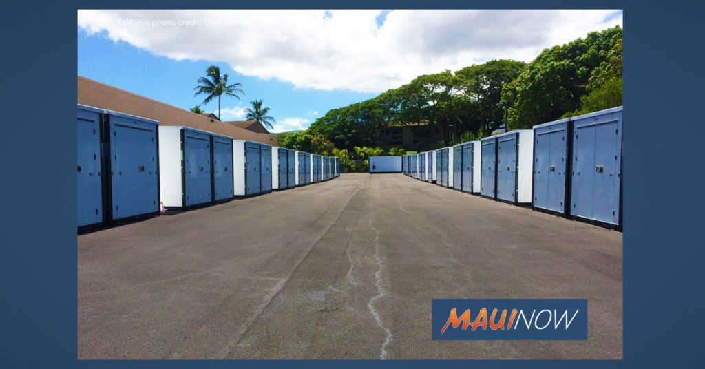 Maui Now: 5A Rent-A-Space Grand Opening of New Honokōwai Storage, Sept. 5