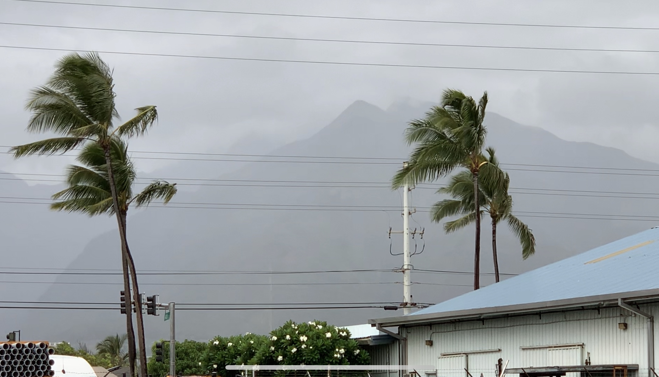 County Update: Flossie Weakening, Potential for Surf, Rain for Maui
