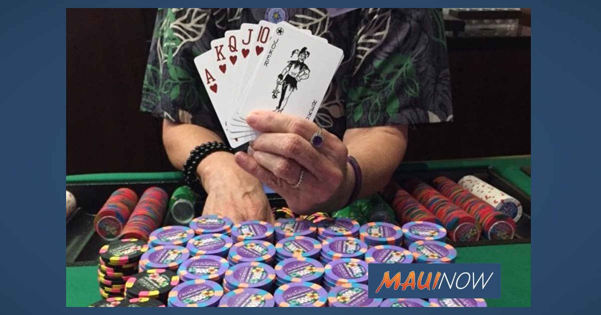 "Vacations Hawai'i Customer Wins $330,000 in Pai Gow Poker at ""the Cal"""