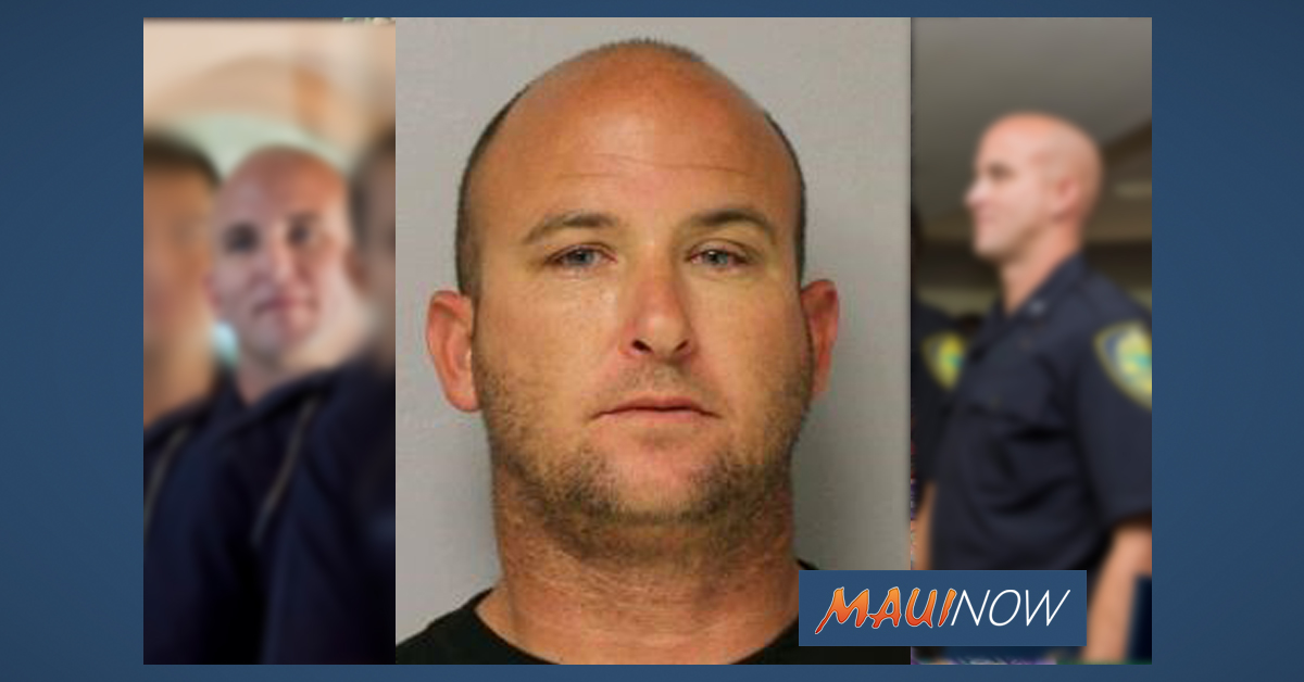 Former Maui Police Officer Pleads Guilty to 7-Count Indictment Alleging Public Corruption