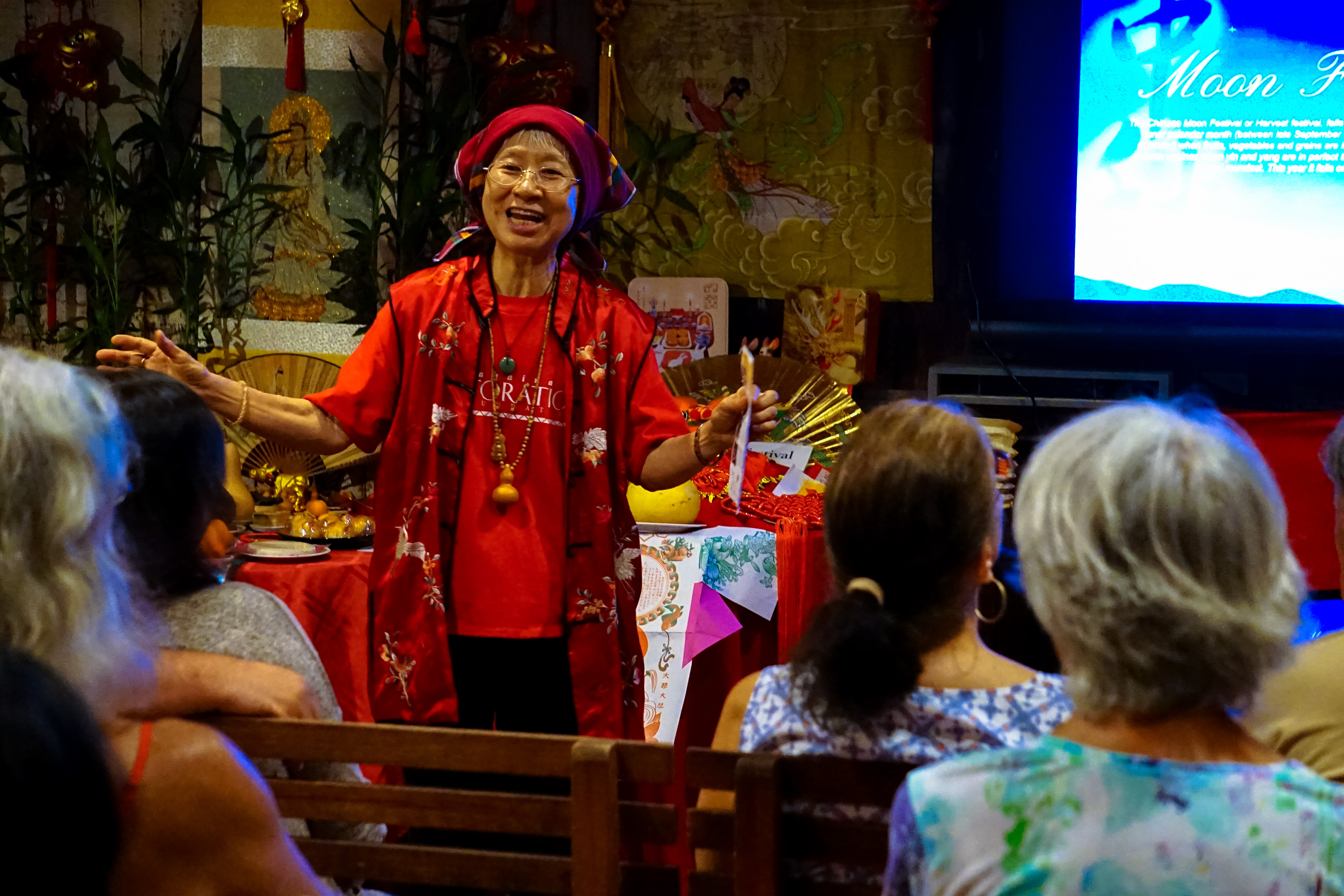 Chinese Moon Festival Celebration in Lahaina, Sept. 9-14