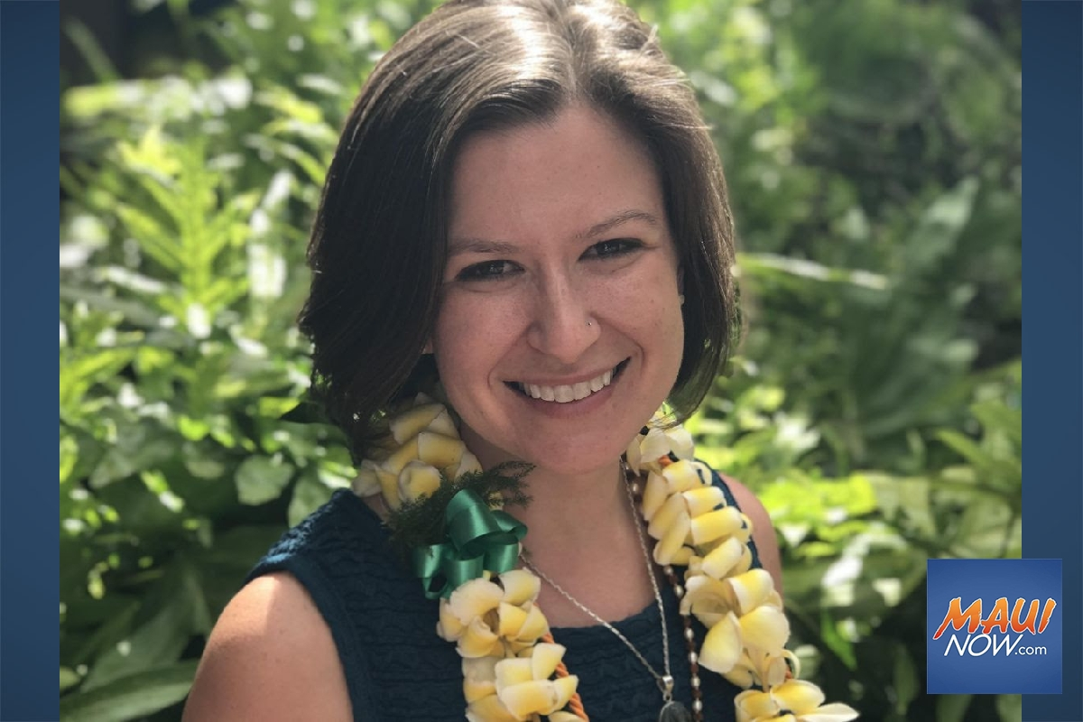 Maui Marine Council Names New Executive Director