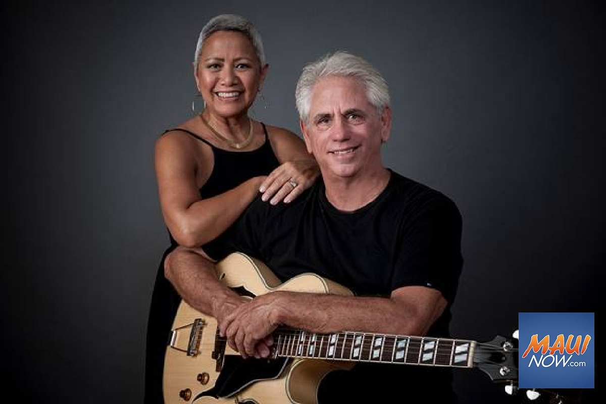 Angela and Phil Benoit Return to Jazz at The Shops