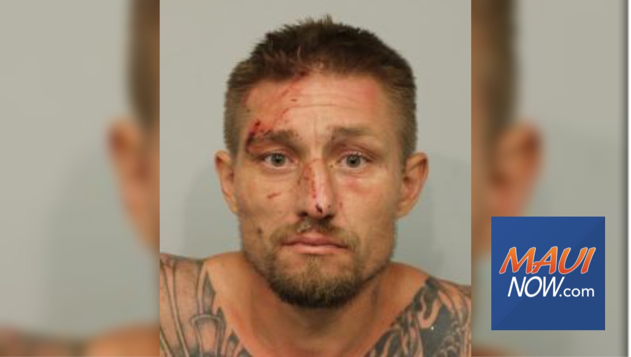 Kailua-Kona Man Charged Following Crime Spree Spanning Four Police Districts