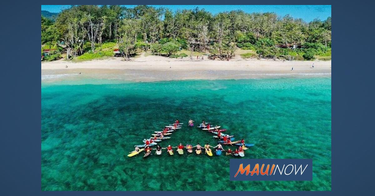 Surfers Unite in Hashtag Campaign to Protect Maunakea