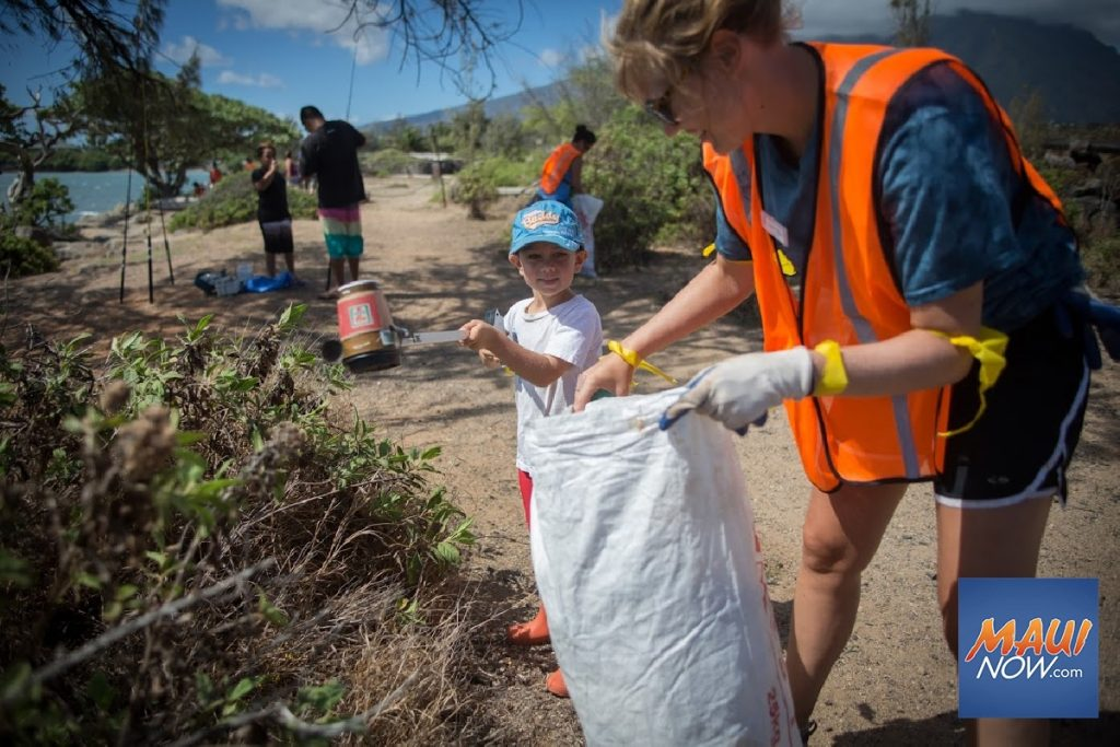 Maui Now: International Coastal Cleanup Day is Next Week!
