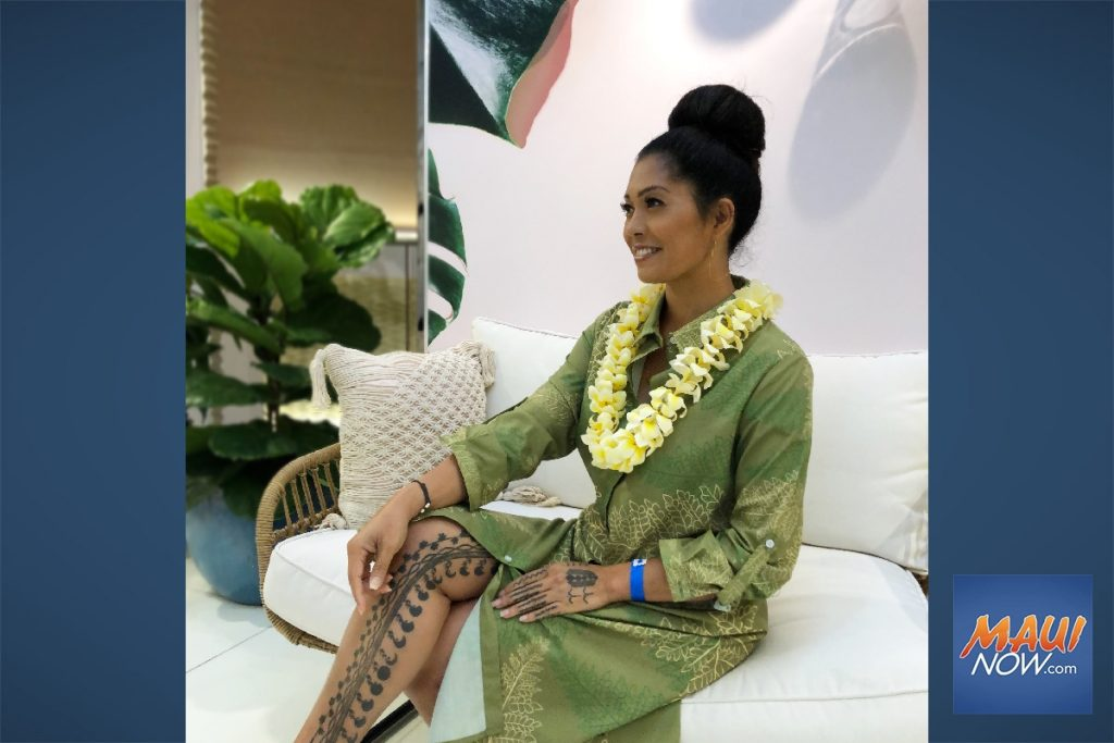 Maui Now: London Fashion Week Welcomes its First Hawaiʻi Designer