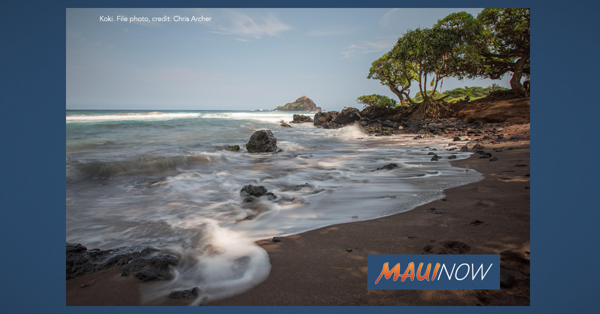 Seven Swimmers in Distress in East Maui