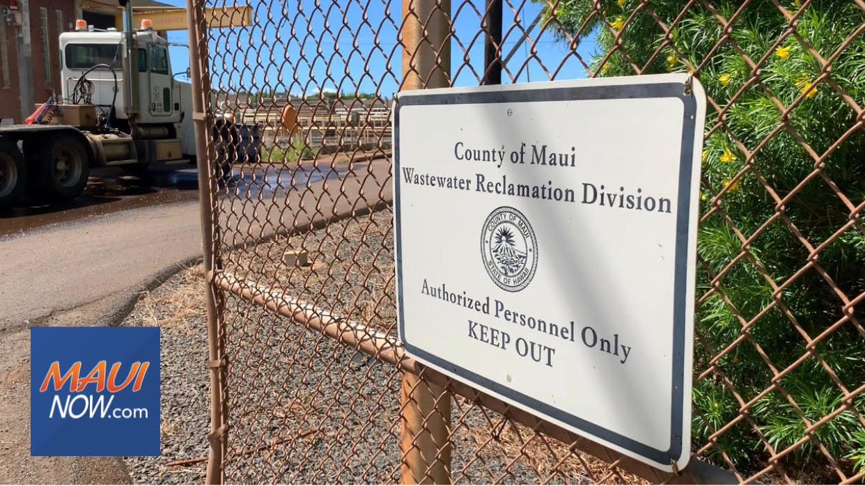 Mayor: Withdrawing Lahaina Injection Well Case Would Cost Millions