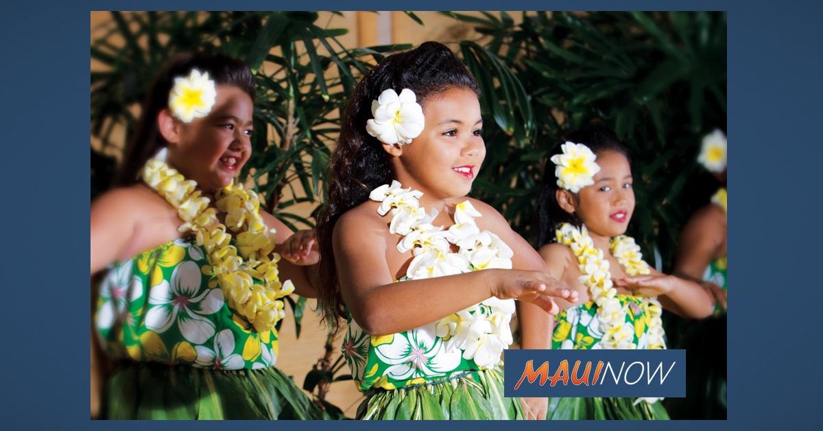 Hula Hālau Showcase Weekly at Lahaina Cannery