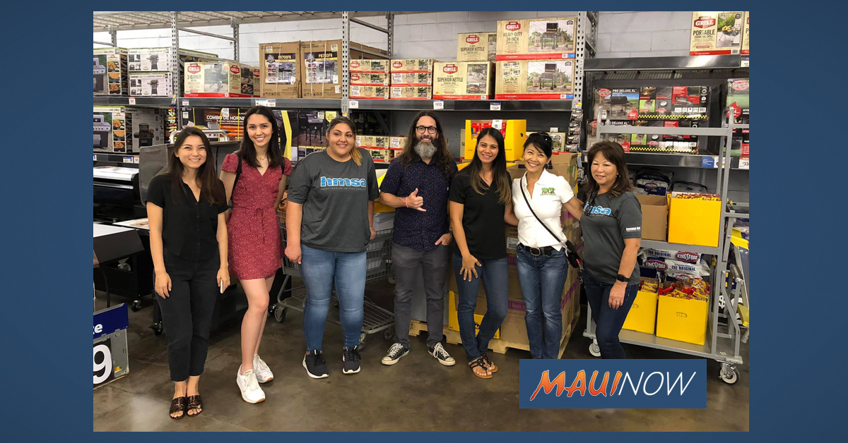 1,200 Maui Kids Benefit from 7th Tools for School Drive