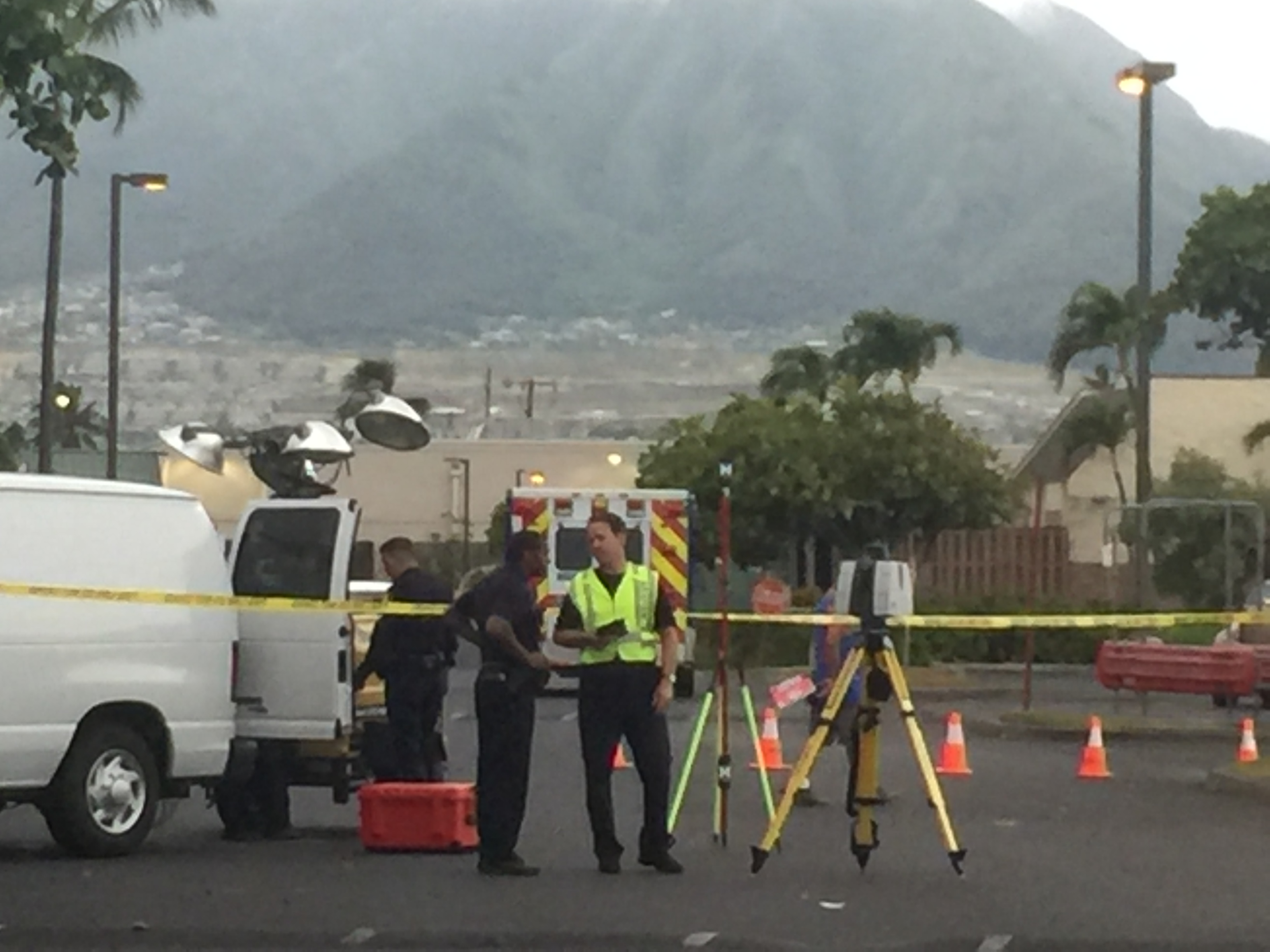 Victim of Fatal Kahului Motor Vehicle Crash Identified