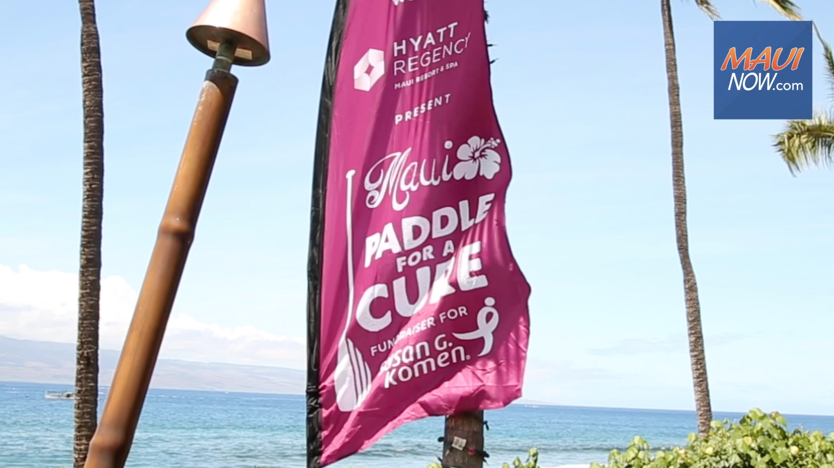 Hyatt Kicks Off 6th Annual Paddle for a Cure