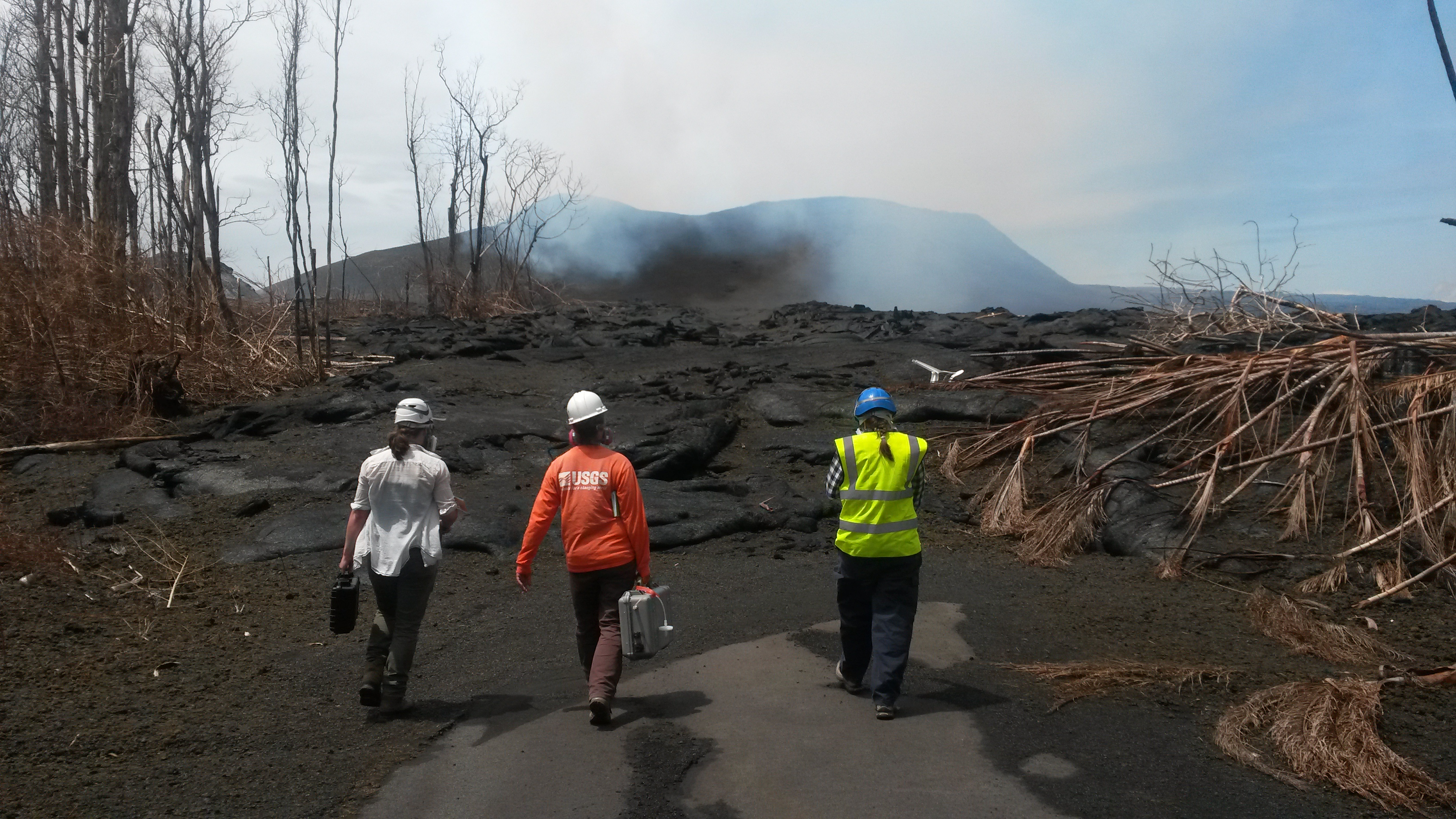 "Volcano Scientists Gather for ""Volatile"" Meeting"