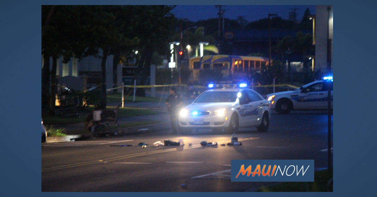 UPDATE: Kahului Shooting Involved Homeless Altercation