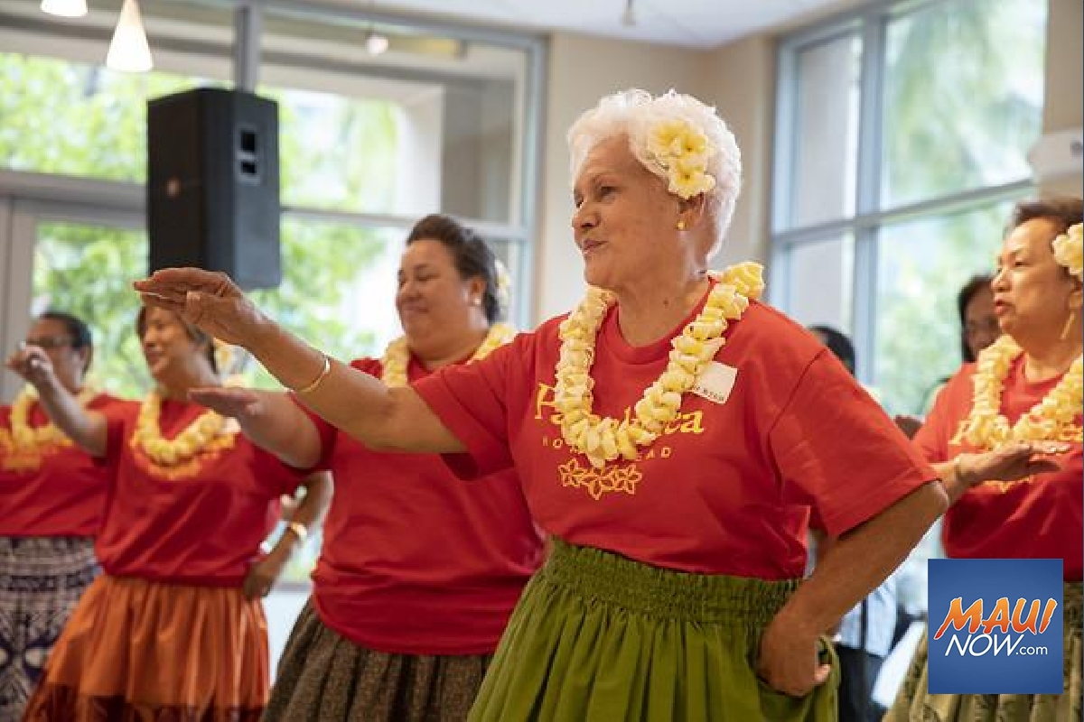 Report: Hula Helps Reduce Hypertension