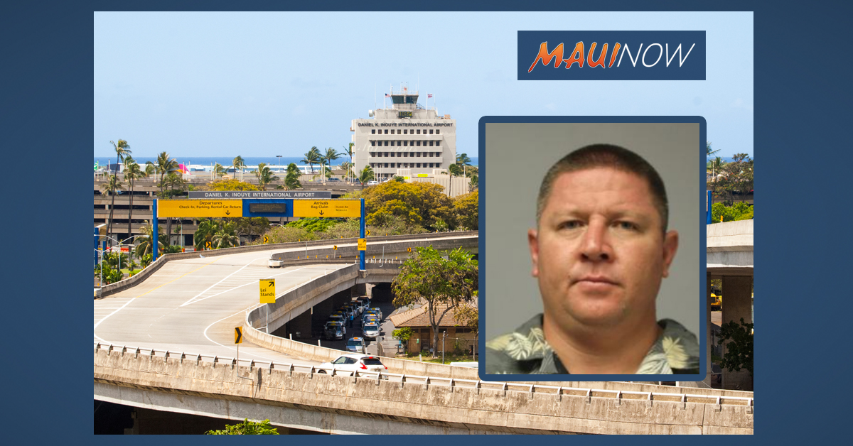 Former Maui Correctional Center Employee Involved in Altercation at Honolulu Airport