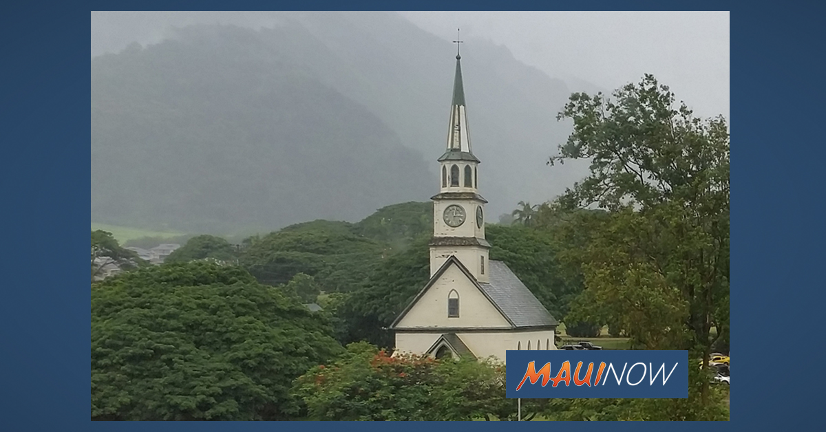 Rummage Sale Saturday at Ka'ahumanu Church