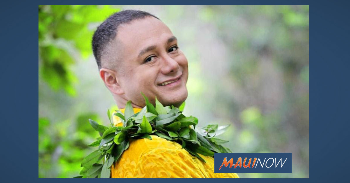 Kamaka Kukona and Hālau Return to The Shops, Sept. 18