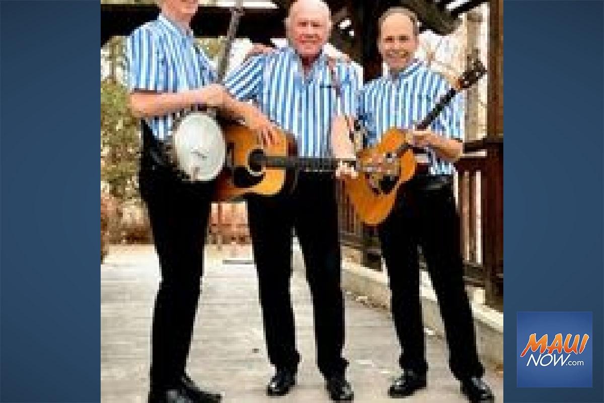 The Kingston Trio Returns to Maui