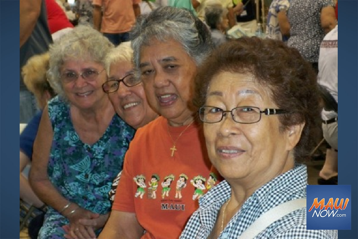 Maui County Senior Fair Seeking Vendors