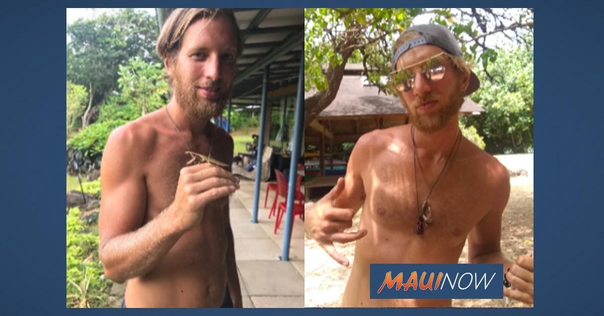 Missing Hāna Man, Cell Phone and Keys Found Near Hāmoa