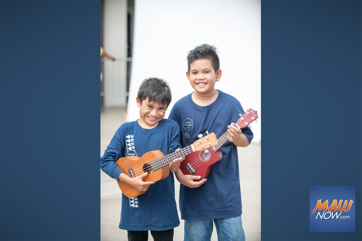 "Maui ʻUkulele Festival to ""Highlight Hawaiʻi's Favorite Instrument"""