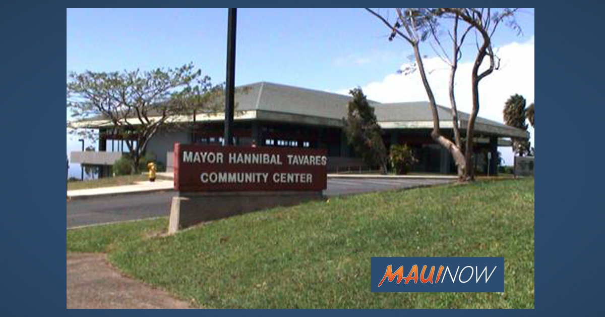 Mayor Hannibal Tavares Community Center to Close for 12 Months Starting Oct. 1