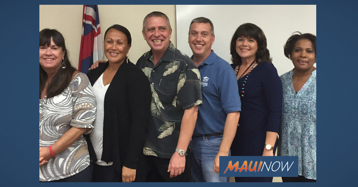Maui Nonprofit Directors Association Seeks Award Nominations