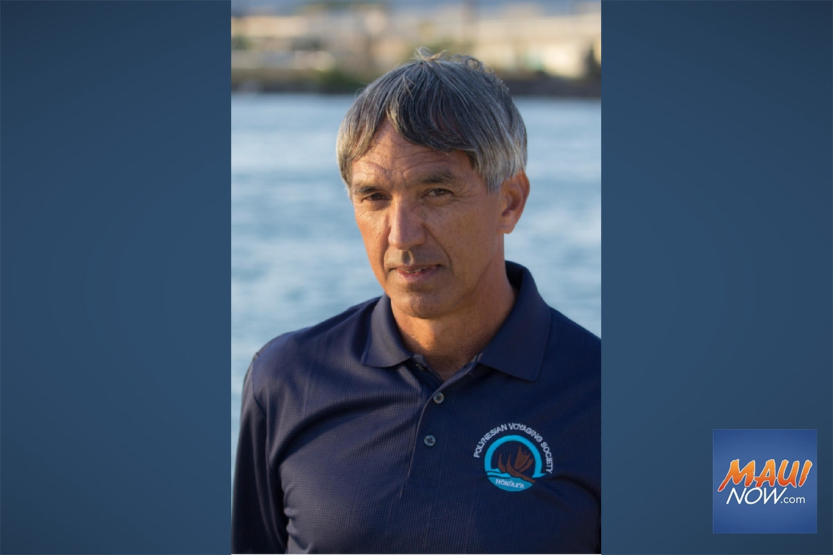 Nainoa Thompson Comes to Maui