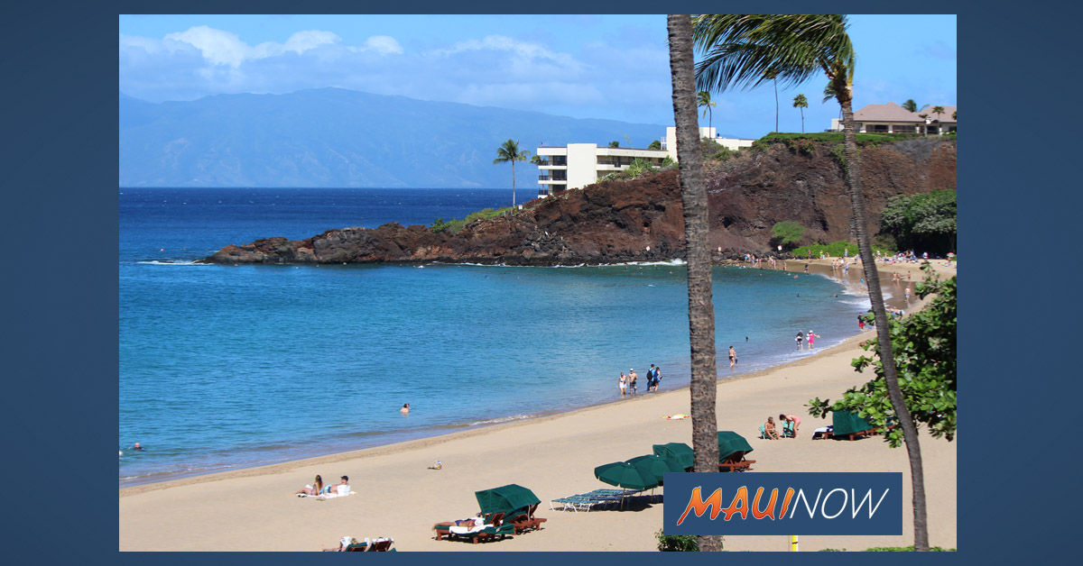 Proposed Kā'anapali Beach Restoration and Berm Enhancement Project