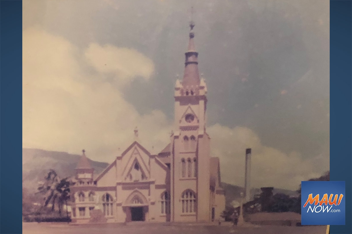 Artist Creates Replica of Church Windows Lost in Fire 42 Years Ago