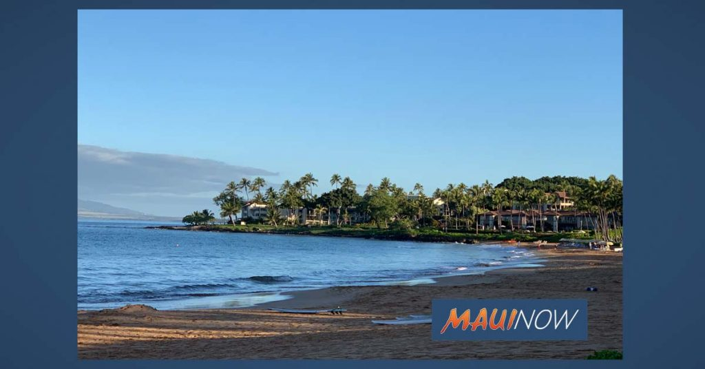Maui Now: New Ban on Maui: Commercial Ocean Recreation Activities Prohibited on Sundays and Holidays