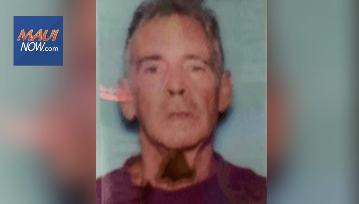 Maui Police Search for Missing Man on Moloka'i