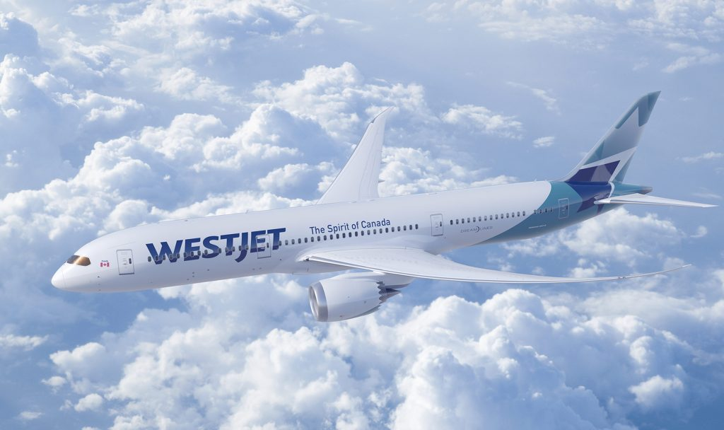 """Maui Now: West Jet's 787 """"Dreamliner"""" to Make Regular Stops on Maui Starting this Month"""