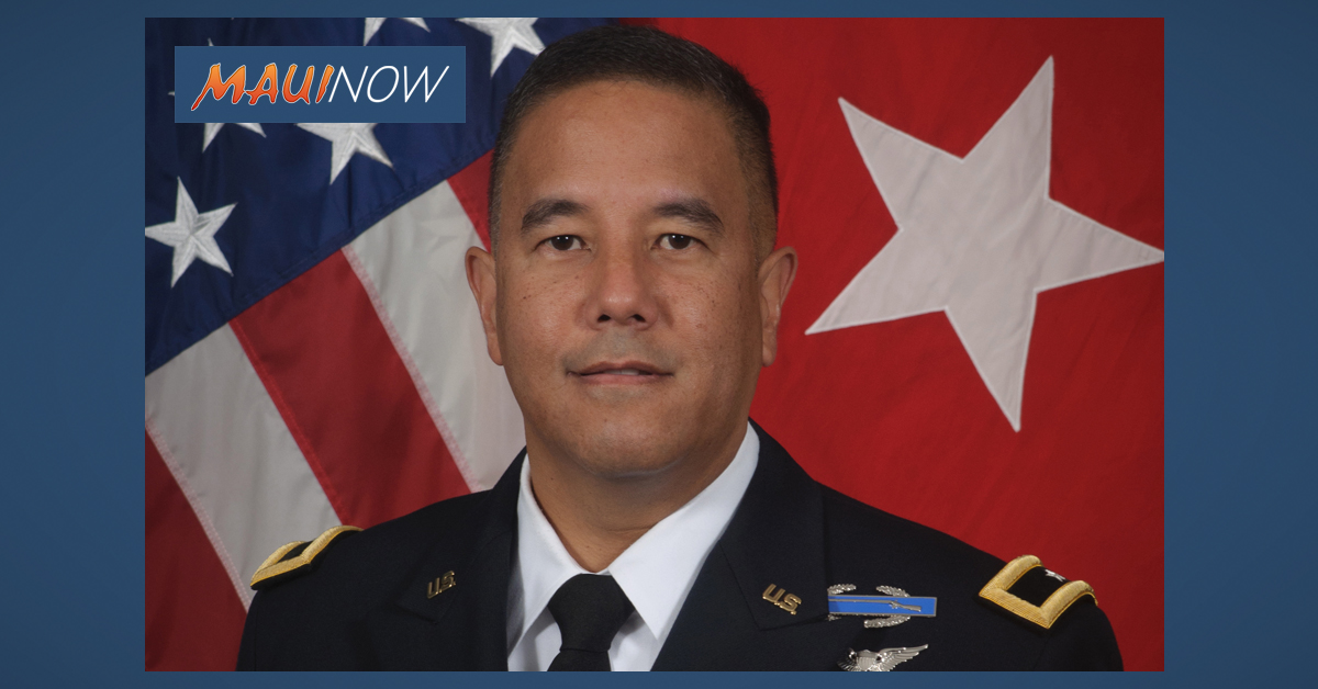 Brig. Gen. Kenneth S. Hara Named Hawai'i Adjutant General