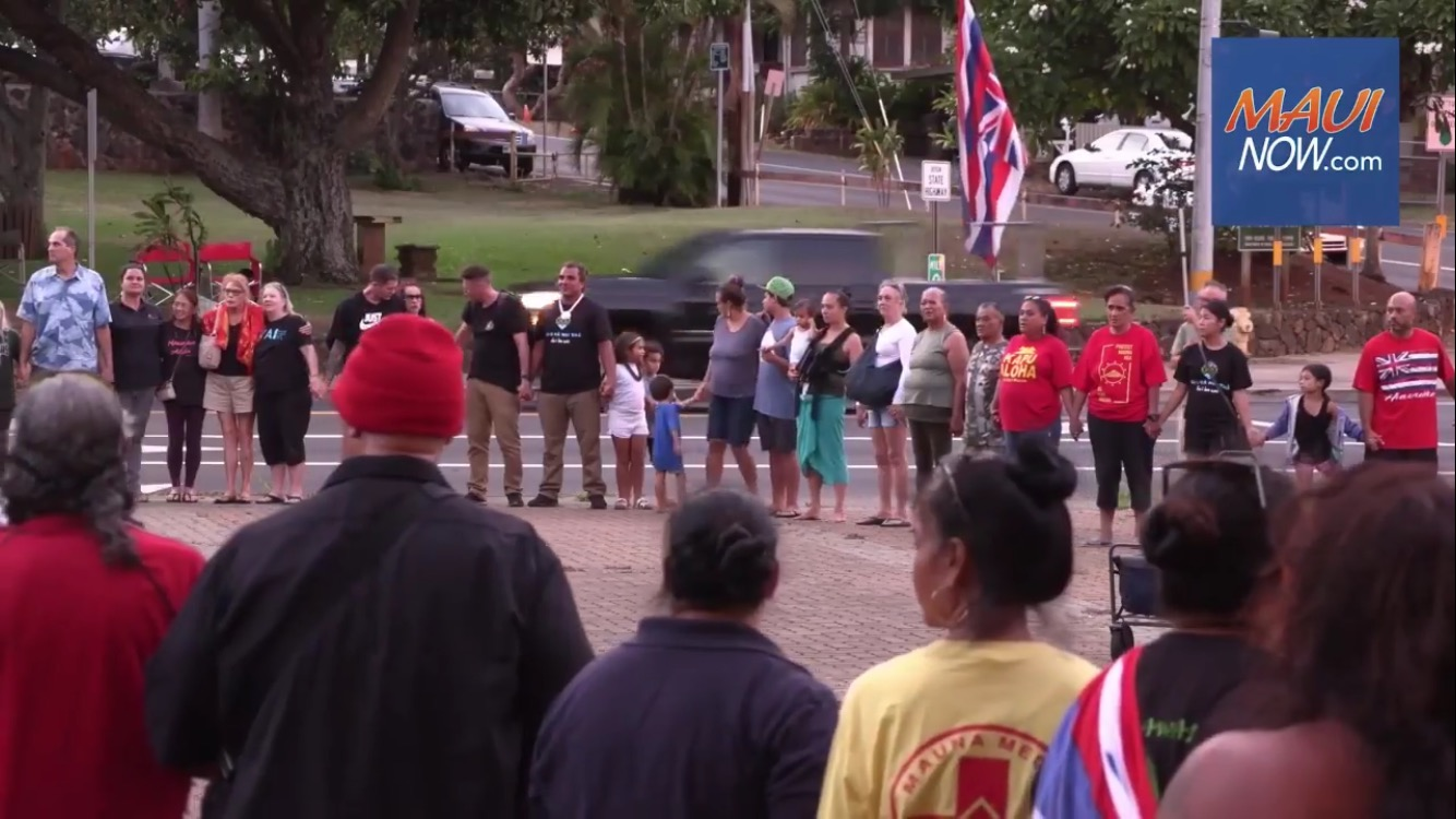 Farmers, Advocates Rally for Restored Streamflow in Nā Wai ʻEhā