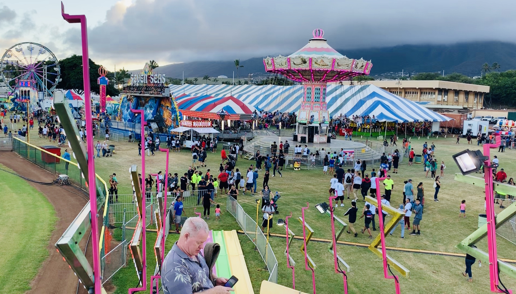 Maui Fair Opening Day Attendance Ahead of Last Year, More Family Fun This Weekend