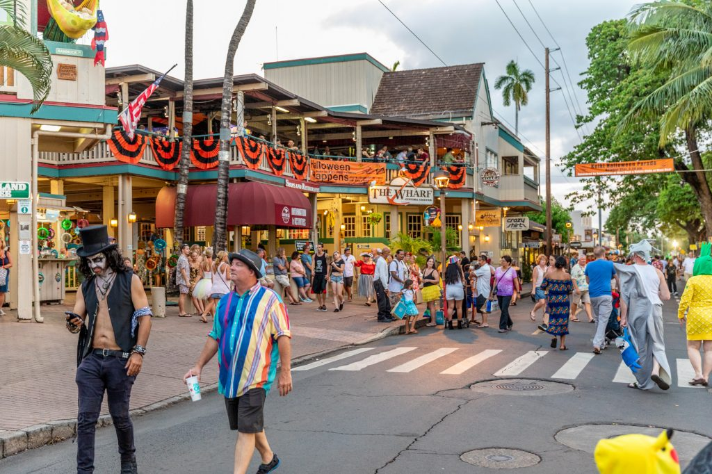 Lahaina Halloween 2020 Numbers Lahaina Halloween Road Closures and Reveler Guidelines | Maui Now