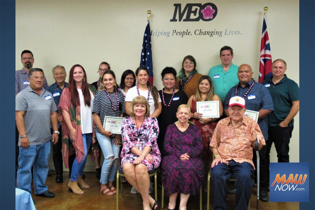 Maui Now: MEO Recognizes Soon-to-be Entrepreneurs
