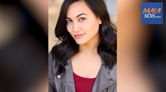 Maui Girl Makes it Big in Hollywood