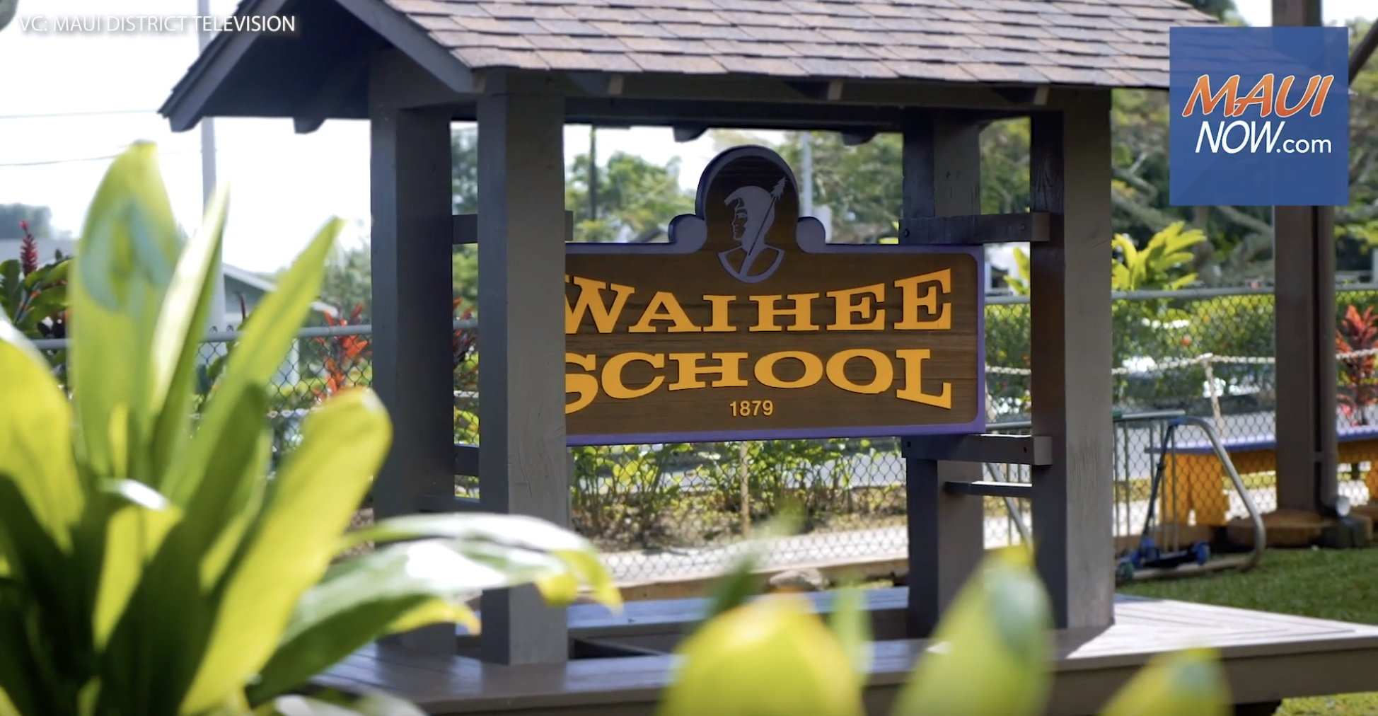 VIDEO: Waiheʻe Elementary School Spreads the Aloha