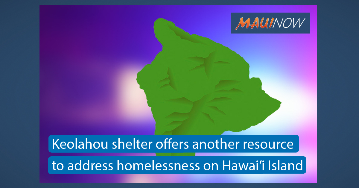 $2.5 Million in 'Ohana Zone Funds Helps to Address Homelessness